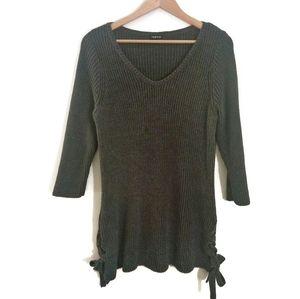 Torrid Side-tie Sweater